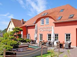 Hotel Godewind, hotel in Thiessow