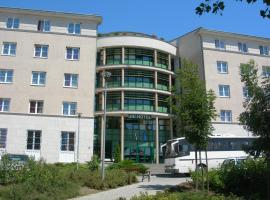 Uni-Hotel Diákotthon, hotel Miskolcon