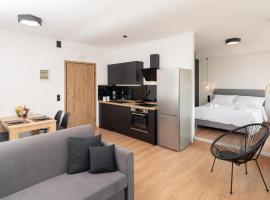 Elegant Urban Apartment, accommodation in Heraklio Town
