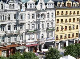 Hotel Palacky, hotel en Karlovy Vary
