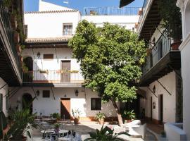 Singular Corral de San José, apartamento en Sevilla