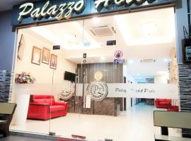 Palazzo Hotel Kulai, hotel near Senai International Airport - JHB,