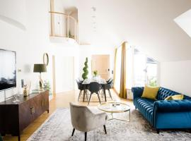 The Flats Apartments - Opera | contactless check-in, hotel near Albertina Museum, Vienna