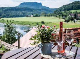 Ferienwohnungen Alte Destillerie Rathen, Hotel in der Nähe von: Felsenbühne Rathen, Rathen