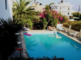 Minas Apartments, serviced apartment in Hersonissos