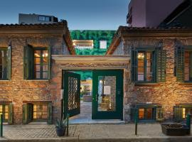 Athenian Residences, hotel near National Theatre of Greece, Athens