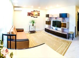 PrimeHost South-West Apt Ozernaya, отель в Москве
