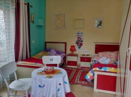 Private room historic center Elbasan, hotel in Elbasan