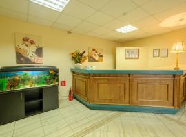 Отель Нива, отель рядом с аэропортом Международный аэропорт Краснодар - KRR в Краснодаре