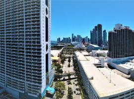 BiBo Rentals at Opera Tower, hotel in Miami