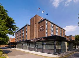 DoubleTree by Hilton London Ealing, hotel near Wembley Stadium, London