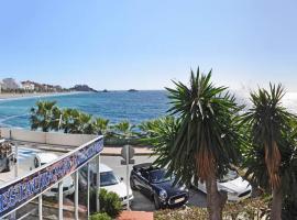 Arrayanes Playa, hotel en Almuñécar