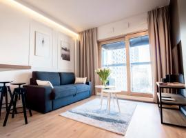 MENNICA RESIDENCE PATRONUS Apartments, self catering accommodation in Warsaw
