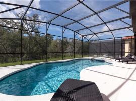 Veranda Palms Real Magic, 6 Bedroom Orlando vacation home, Heated Spa, Private Pool, hotel em Kissimmee