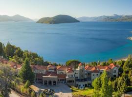 Villa Beluno Hotel & Spa, hotel cerca de Isla Victoria, San Carlos de Bariloche