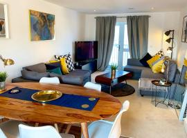 Next Level Apartments at Station View - Guildford Centre, hotel near Guildford Cathedral, Guildford
