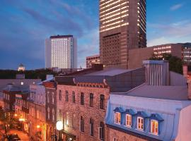 Delta Hotels by Marriott Quebec, hotel near Fortifications of Quebec National Historic Site, Quebec City