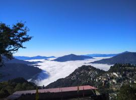 Great Eastern Valley Residency, pet-friendly hotel in Gangtok