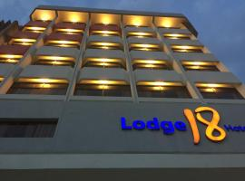 Lodge 18 Hotel, hotel near Sunway Carnival Mall, Butterworth