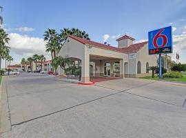 Motel 6-Edinburg, TX, hotel in Edinburg