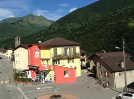 Hotel Ristorante Camoghe, Hotel in der Nähe von: Bahnhof Bellinzona, Isone