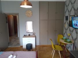 Erato Art Loft, hotel in Athens