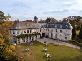 Chateau D'aubry, hotel Aubry városában