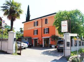 Albergo Varone, отель в Рива-дель-Гарде