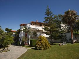 Castello Apartments & Studios, pet-friendly hotel in Plakias