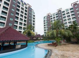 Kristal Hotel Jakarta, rental liburan di Jakarta