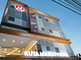 Kuta Majesty Hotel By Urban Styles, hotel near BIMC Hospital Kuta, Legian