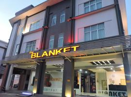 The Blanket Hotel Seberang Jaya, hotel near Sunway Carnival Mall, Perai