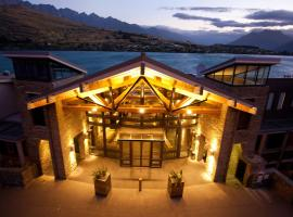 The Rees Hotel & Luxury Apartments, hotel in Queenstown