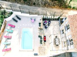 Villa Marie - Provence Côte d'Azur, hotel near Barbaroux Golf Course, Cabasse