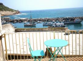 """La Terrazza"" Corricella, self catering accommodation in Procida"