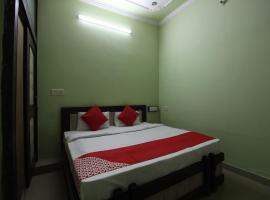 OYO 35526 Hotel Jagat Residency, hotel near Jaipur National University, Jaipur
