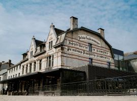 Hotel Sanglier des Ardennes, hotel near Wallonie Expo, Durbuy