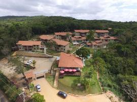 APARTAMENTO GUARAMIRANGA - MONTE VERDE, hotel with pools in Guaramiranga