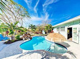 410 Garfield Home Home, budget hotel in Sarasota