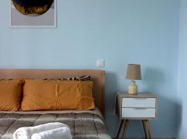 Avli Apartment Nafplio, pet-friendly hotel in Nafplio