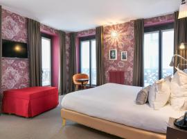 Hôtel Joséphine by Happyculture, hotel in Paris