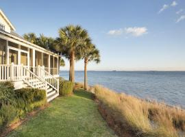 The Cottages on Charleston Harbor, vacation rental in Charleston