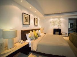 Hotel Grand Marlon, hotel in Chetumal