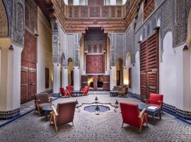Hotel & Spa Dar Bensouda, riad in Fez