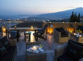 Hotel Villa Ducale, hotel en Taormina
