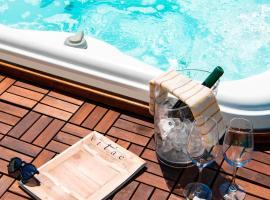Maison Rosa, hotel with jacuzzis in Positano