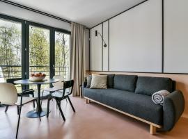 Białe Miasto LTC Apartments, apartment in Gdynia