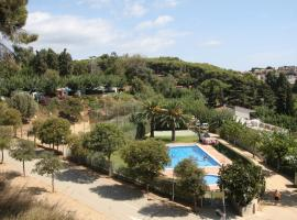 El Carlitos, camping in Arenys de Mar