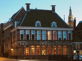Hotel Corps de Garde, hotel in Groningen