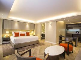 Isaaya Hotel Boutique by WTC, hotel in Mexico City